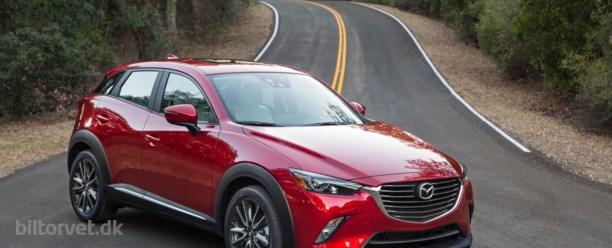 Den nye Mazda CX-3