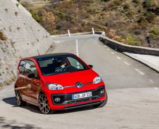 Volkswagen Up GTI – GTI for begyndere