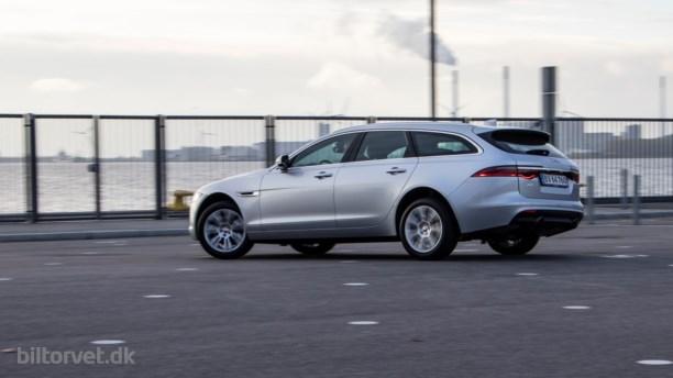 Jaguar XF Sportsbrake - Outsider kradser konkurrenterne