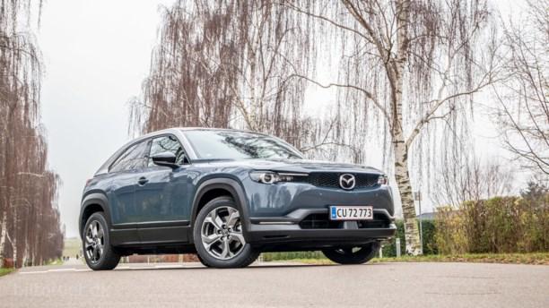 Mazda MX-30 - lækkert knaldtilbud med latterlig rækkevidde