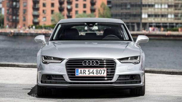 Audi A7 3,0 TDI quattro