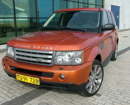 Range Rover Sport 4,2 Supercharged HSE aut. Van