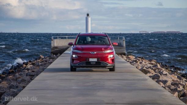 Hyundai Kona EV – kan en elbil virkelig blive Årets Bil?