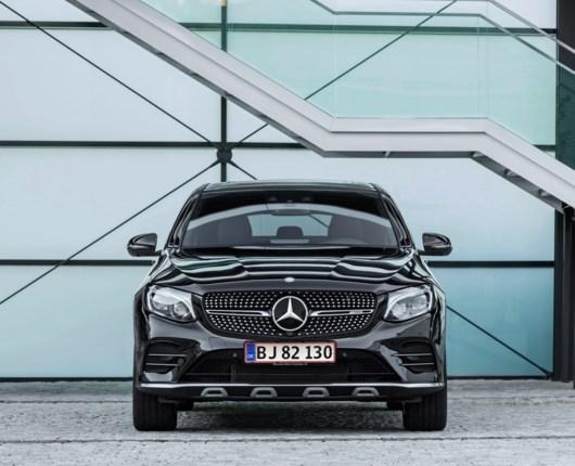 SUV med attitude - Mercedes-Benz GLC 43 AMG