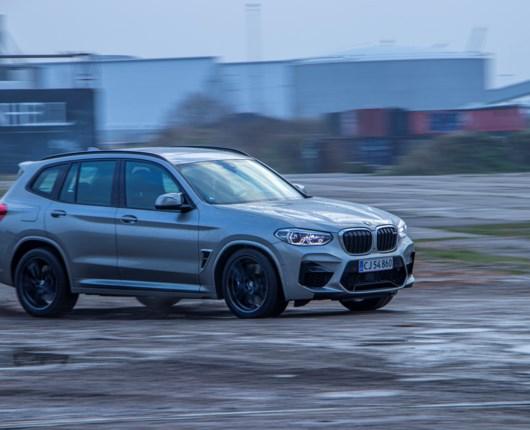 Hvis djævlen var familiefar – BMW X3 M