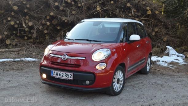 Fiat 500L 1,4 Popstar