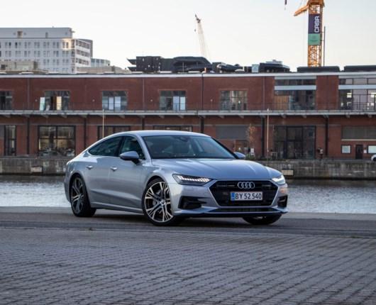 Vorsprung durch design – Audi A7