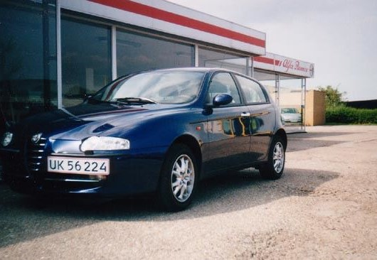 Alfa Romeo 147 1.6 5-d