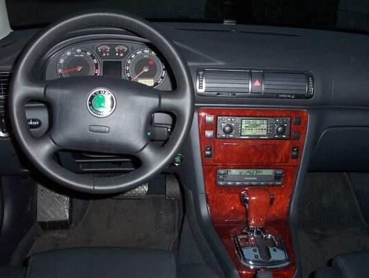 Skoda Superb Elegance V6 2.8 aut.