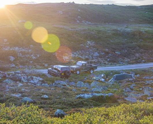 Drømmen om det frie liv - kør-selv ferie i Norge