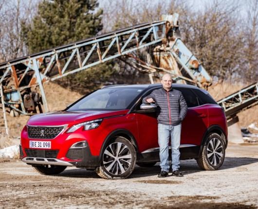 Peugeot 3008 GT - Vi tester topmodellen af Årets Bil i Danmark