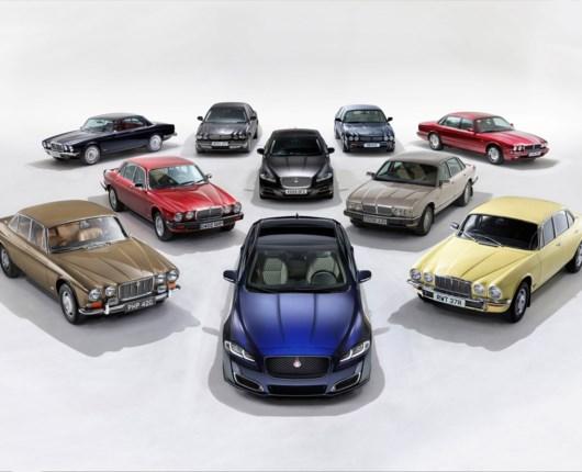 Ny luksus-Jaguar bliver først elektrisk – så benzindreven