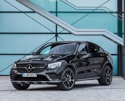 Mercedes klar med potent GLC AMG