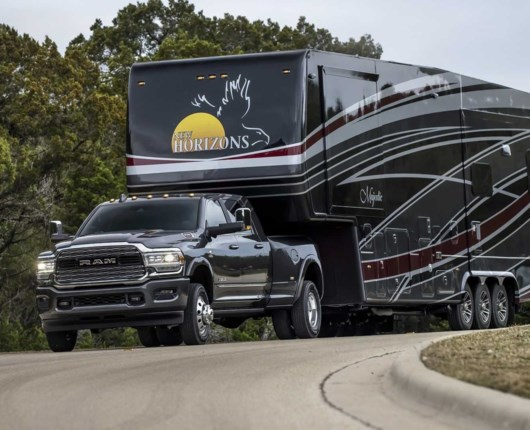 Keep on trucking – Ram må trække næsten 16 tons