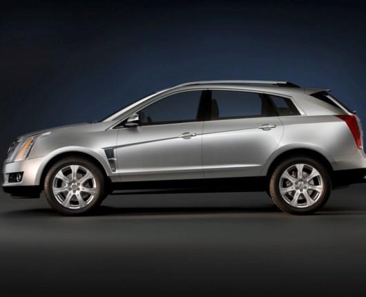 Ny Cadillac SRX Crossover