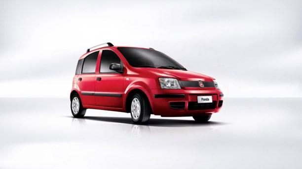 Fiat Panda Classic til spotpris!