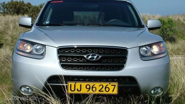 Hyundai Santa Fe 2.2 aut. van