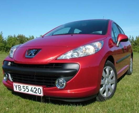 Peugeot 207 1.6 S16 5d