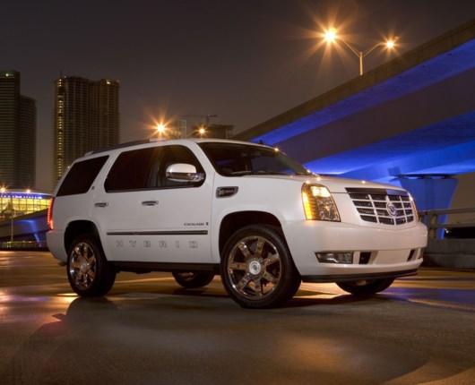 Cadillac på biludstillingen