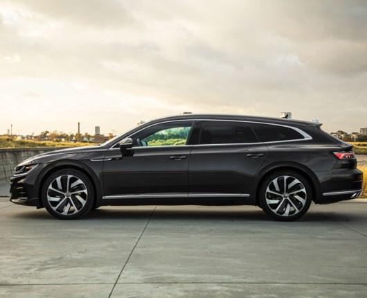 Elegant rummelighed – Volkswagen Arteon Shooting Brake