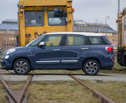 Fiat 500L Wagon – italiensk for hele familien