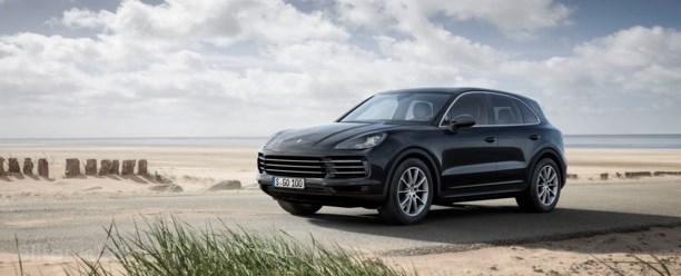 Porsche præsenterer ny Cayenne