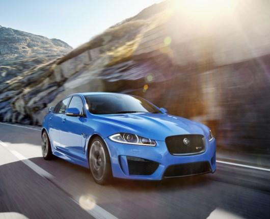 Jaguar XFR-S!