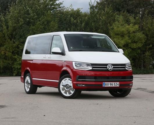 VW Multivan 2,0 TDI Comfortline