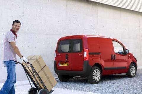 Citroën Nemo nu i Danmark