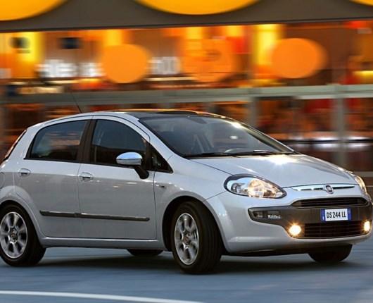 Ny Fiat Punto Evo