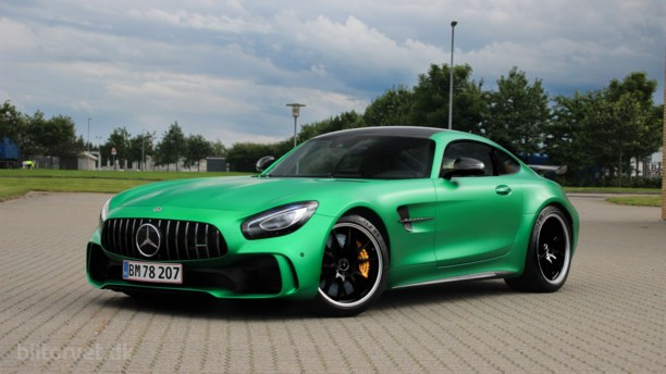 Mercedes-Benz AMG GTR - Beast of the Green Hell