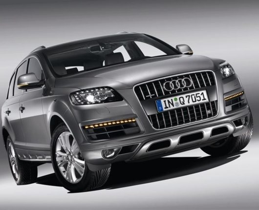 Ny forbedret Audi Q7
