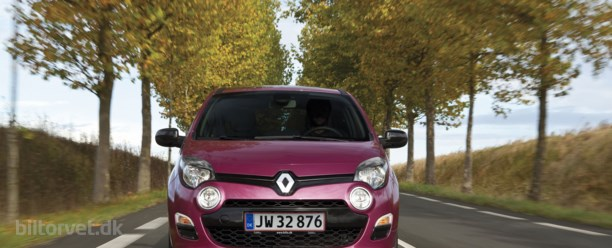 Renault Twingo dCi 75 Authentique