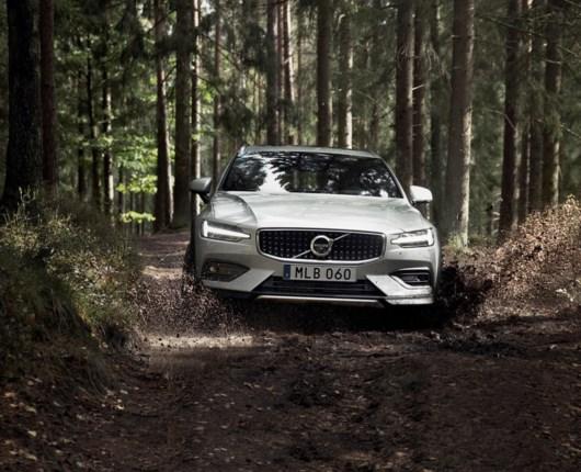 Volvo får et lift – her er V60 Cross Country