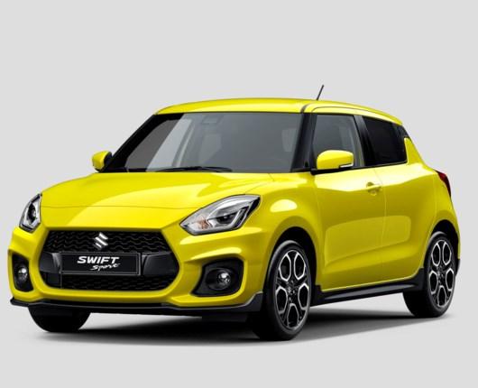 Verdenspremiere på Suzuki Swift Sport