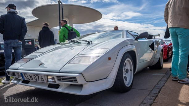 Italiensk besøg – tag med til Supercar Sunday