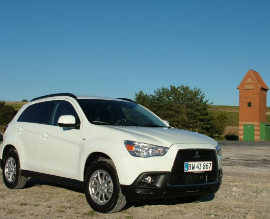 Mitsubishi ASX 1.8 DiD Cleartec