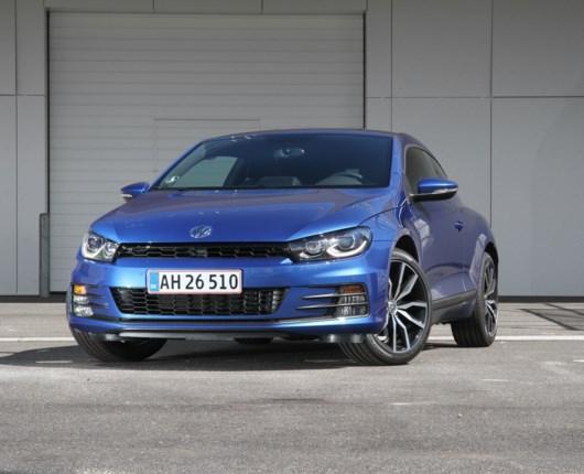 VW Scirocco 2,0 TSI