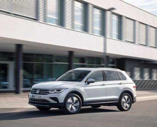 Volkswagen øger forspringet – nu kommer Tiguan og Arteon som hybrid