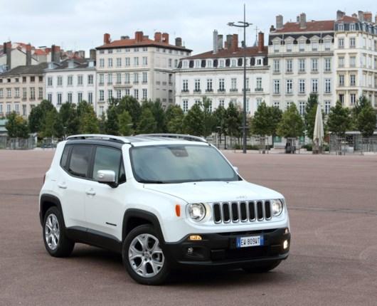 Jeep Renegade nu i Danmark