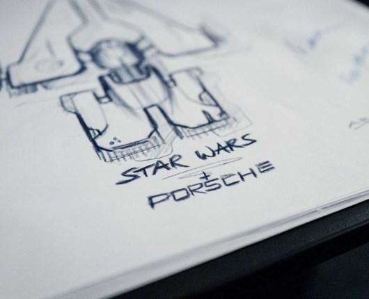 Porsche skal designe rumskib