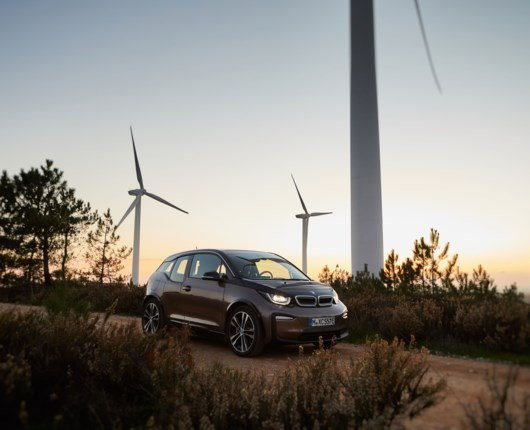 BMW's femte bølge giver elbiler 700 km rækkevidde
