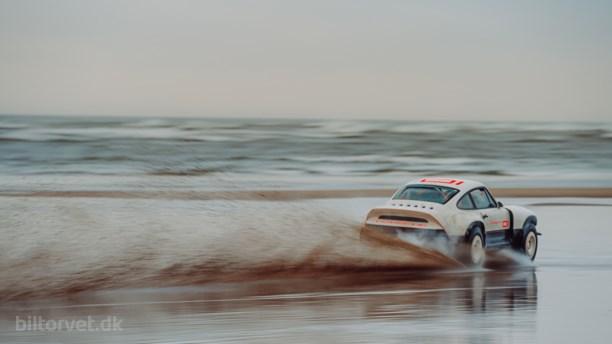 En Porsche der kan klare ALT – Singer All-terrain Competition Study