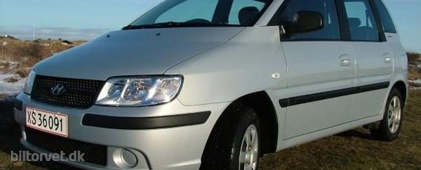 Hyundai Matrix 1.6i & 1.5 CRDi