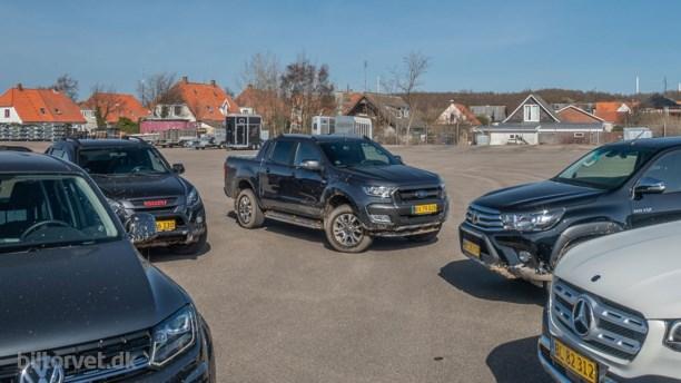 Trailer-kongen – Ford Ranger Wildtrak