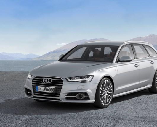 Priser på den nye Audi A6