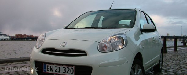 Nissan Micra 1,2 DIG-S
