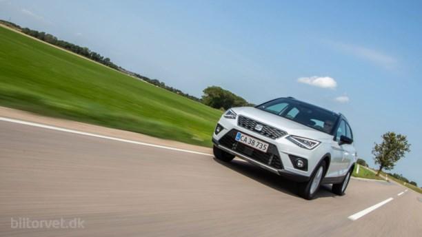 Årets Bil er stadig en dansker-darling – Seat Arona diesel