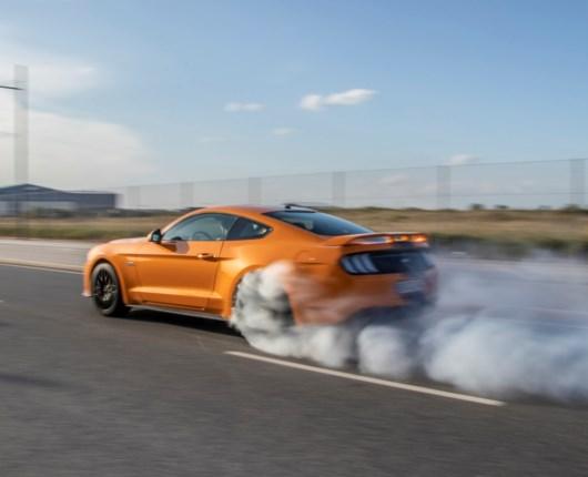 Ford Mustang GT – ti trin til himlen