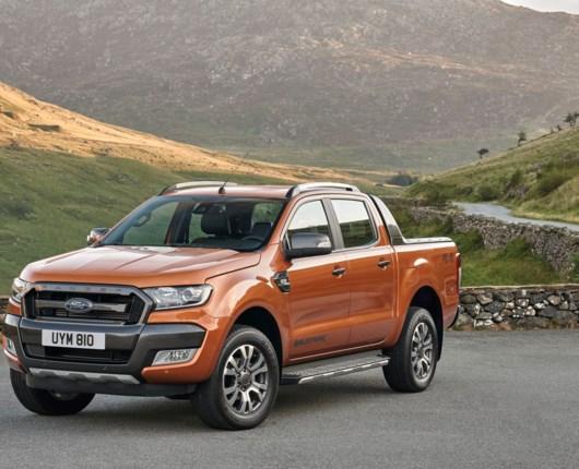 Ford Ranger er Europas mest solgte